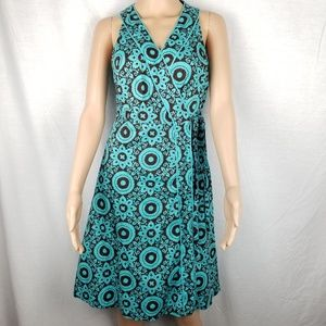 "TOMMY HILFIGER Women's Sleeveless Cross Dress  ""S"""